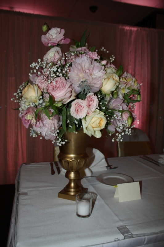 HEAD TABLE URN
