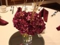 CENTERPIECES ON MIRRORS