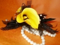 BLACK AND YELLOW CALA 25.00