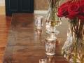 large vase of roses repurposed