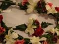 BRIDES HAKU LEI AND GROOMS BOUTINNEER